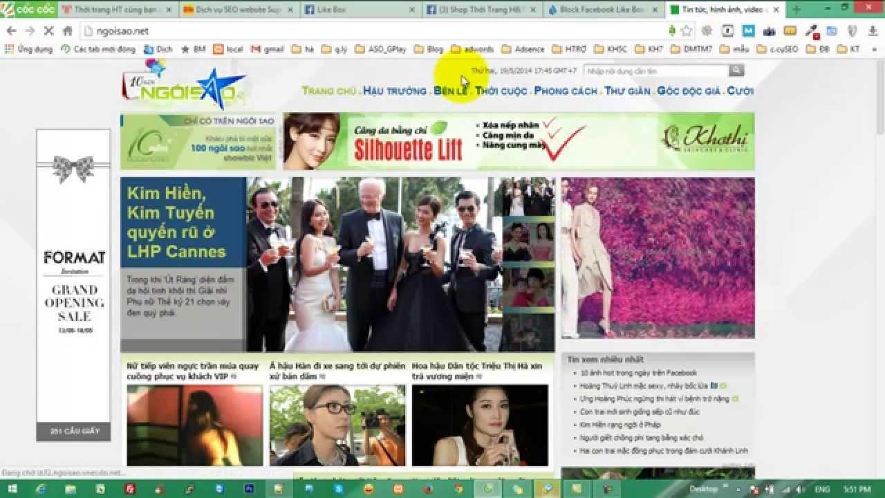 Cách thêm khung like fanpage facebook vào website blog dễ hơn ăn cháo gà