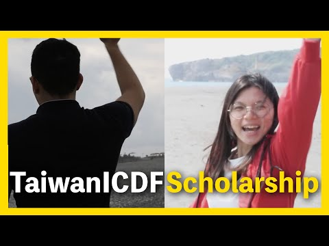 Four students experiencing in Taiwan-TaiwanICDF Scholarship
