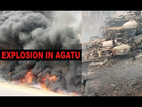 BREAKING: Many dead in Agatu tanker explosion