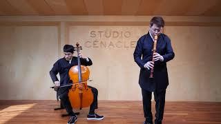 Sonata X in F, 1. Preludio, Adagio