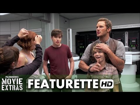Jurassic World (2015) Blu-ray/DVD Featurette - Chris Pratt