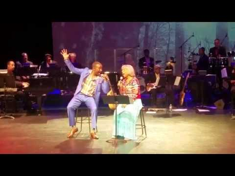 "Louis Price Sings With His Mother Vernon Oliver Price ""This Little Light of Mine"""