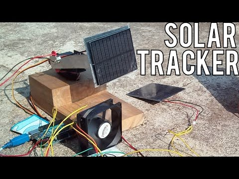 Arduino Series | How to make a Solar Tracking System?