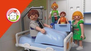 Playmobil Film Deutsch Papa Im Krankenhaus Von Family Stories / Kinderfilm / Kinderserie