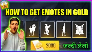 How To Get Free All Emote Free Fire   gold mein emotes kaise le/ Free Fire Free Emote New Trick 2021 screenshot 1