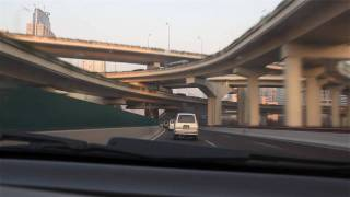 Driving in Shanghai 1080p HD