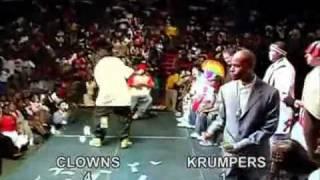 Clowns  vs  Krumpers