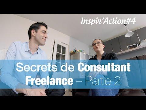 Secrets de Consultant Freelance avec Béatrice LHUILLIER - Partie 2
