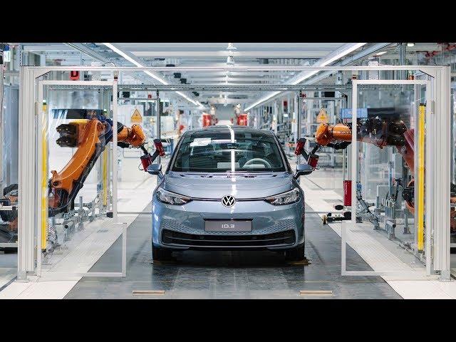 VW ID.3 produktionsstart