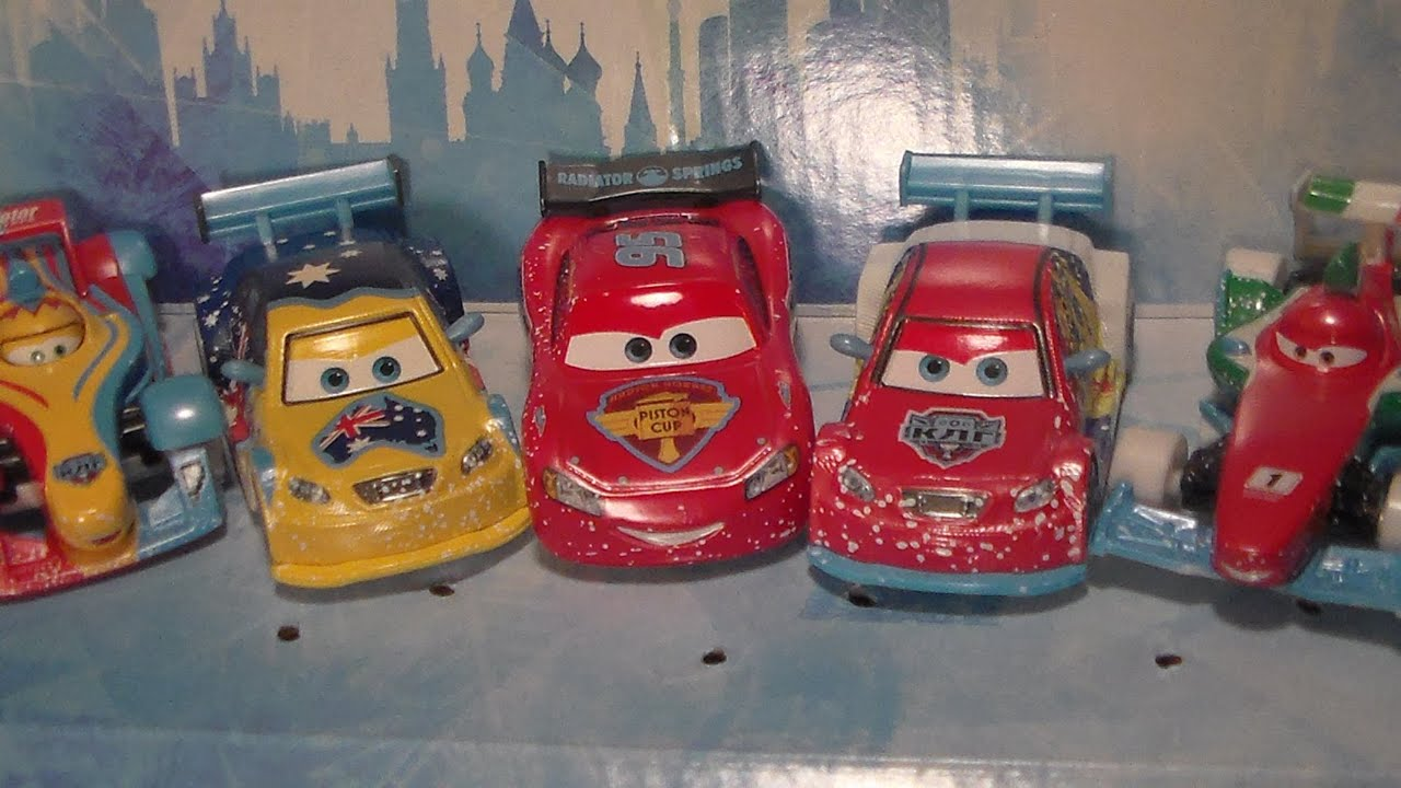 Cars  Frosty Diecast