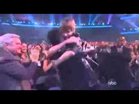 Justin Bieber - Artist of the Year Award at the AMA's 2010