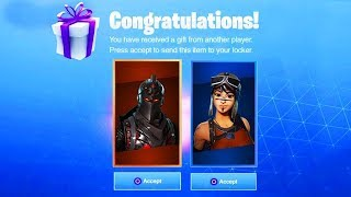 The BLACK - RENEGADASe SKINs Return to Fortnite! (Rare Skins Season 1 and 2 Return)