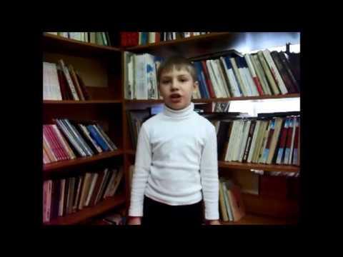 Изображение предпросмотра прочтения – ИльяГалинский читает произведение «Зайчик» А.А.Блока