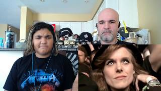 Powerwolf - Resurrection by Erection (Live At Masters Of Rock 2015) [Reaction/Review]