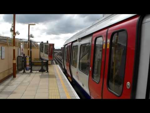 It's Hammer-smith Time on the Underground (2nd August 2014)