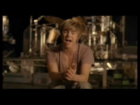 Jesse  McCartney - Because You Live [OFFICIAL MUSIC VIDEO]
