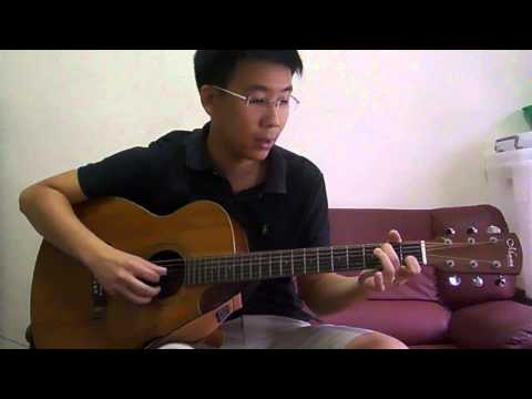 Thank You Instructional - Hillsong Cover (Daniel Choo)
