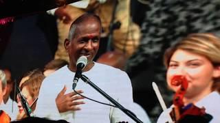 Maestro Ilayaraja - Maate Mantramu - Hyderabad2017