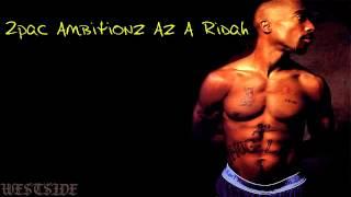 2pac  Ambitionz Az A Ridah (mp3) +download