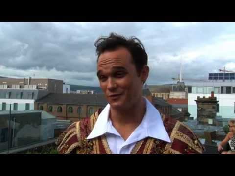 Pop Idol's Gareth Gates to 'charm' in Belfast panto role