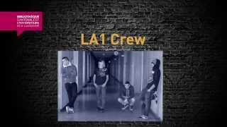 LA1 Crew - Concours LSA - BCU Lausanne