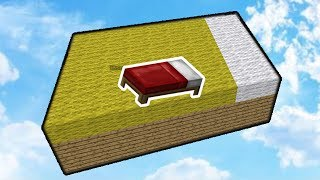 BED ŞEKLİNDE BED KAPLAMAK !!! Minecraft: BED WARS