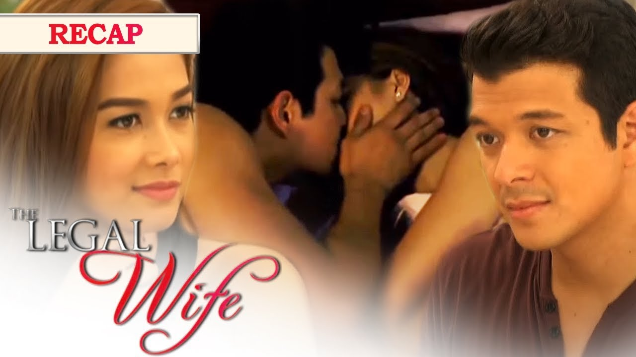 Download Adrian and Nicole decide to continue their secret affair   The Legal Wife Recap