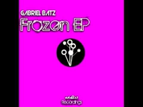 IKIRUR001 - Gabriel Batz - Frozen EP