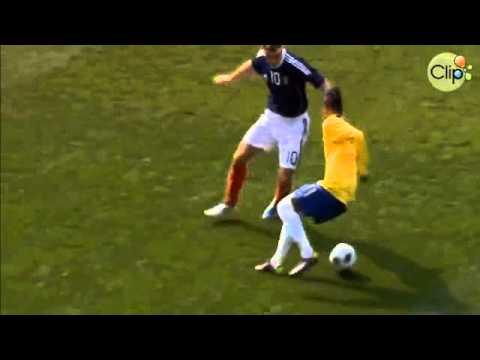 Neymar- Pêlê mới của bóng đá thế giới