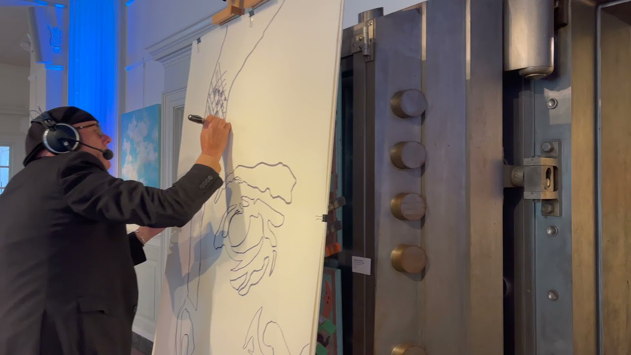 Cultural Center of Cape Cod to Host Exhibit and Event Featuring Artist/Musician Lennie Peterson