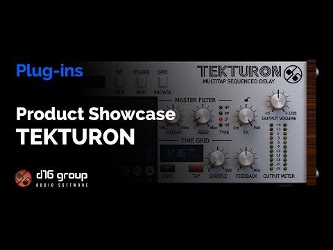 D16 Tekturon Delay - Product Showcase
