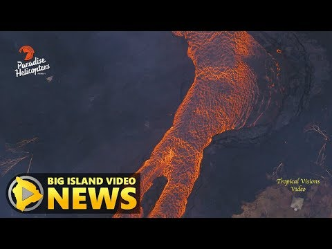 Scientist Gives Hawaii Eruption Update (May 21, 2018)