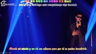 Park Yoochun - Empty Space For You (Membership Week DVD) [esp + rom + hangul + karaoke]