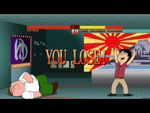 Family Guy - Mr. Washy Washy