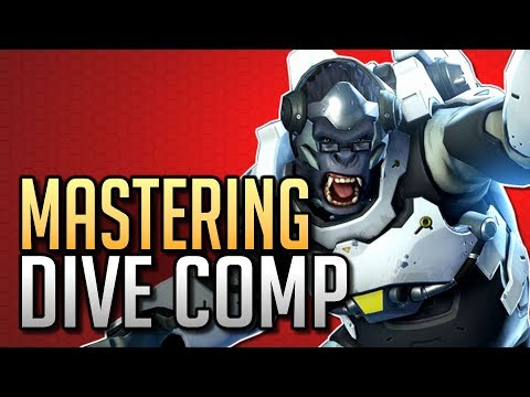 Mastering The Dive (How to Play Dive Comp) | Overwatch