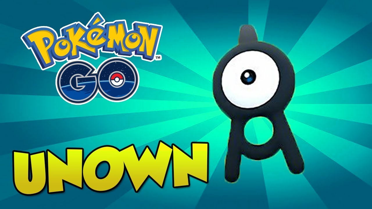 A VERDADE SOBRE OS UNOWN - Pokémon Go | PokeNews