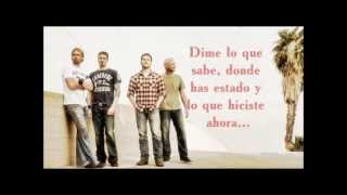 Nickelback  - just to get high Subtitulada al español