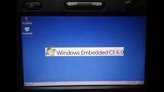 Medianav- Aceder ao windowsCE e alterar o logo de entrada V1.0