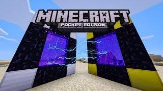 Como sincronizar portais do Nether no Minecraft Pocket Edition