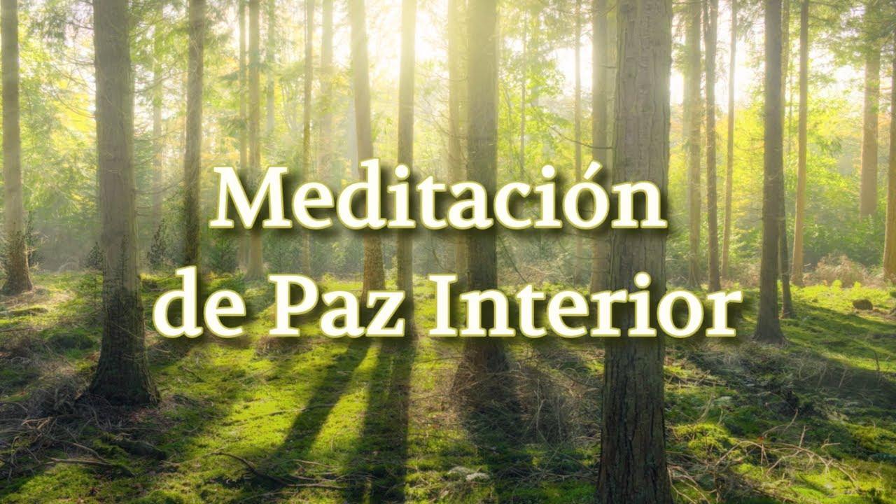 Meditación Sanadora 💞 Meditación de Paz Interior | David Hoffmeister Un curso de milagros, UCDM