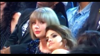 Cutest Taylor Swift & Selena Gomez BFF Moments! (GRAMMYS 2016) | Hollywire