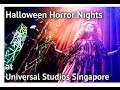Working at Halloween Horror Nights at Universal Studios Singapore