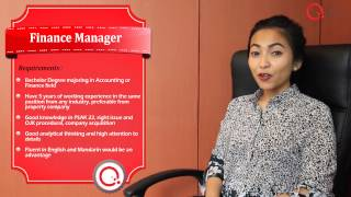 QSI Vacancies Of The Week - In May 2015 The First Week