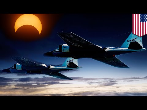 NASA solar eclipse 2017: Space agency will send two jets to investigate the sun - TomoNews