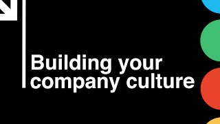 Startup CEO: Building Your Company Culture