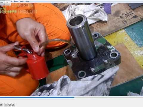 Mooring Winch Brake Cylinder Problem