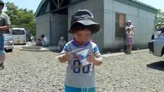 Chabad Japan Iwanuma BBQ Kitchen, July 10, 2011