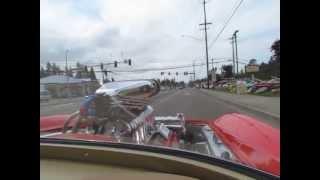 1964 Corvette Pro Street Test Drive
