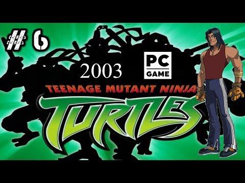 TMNT 1 - Casey Jones - PC Game # 6 ( لعبة سلاحف النينجا )
