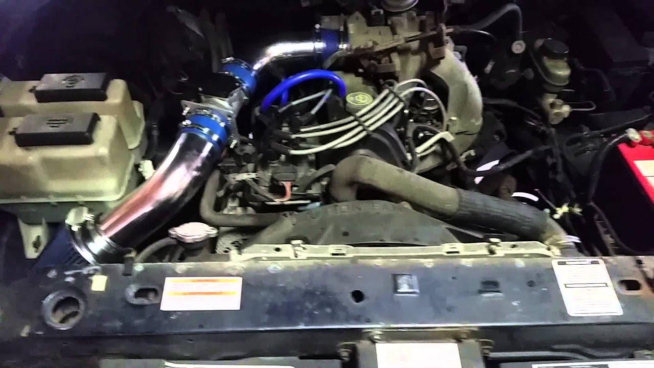 1996 Ford Ranger 2 3 Overview